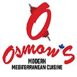 Osmow's Modern Mediterranean Cuisine Logo