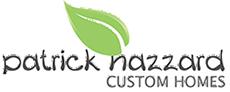 Patrick Hazzard Custom Homes Logo