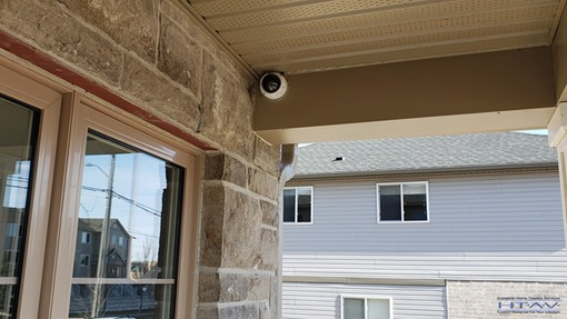 Security and Surveillance System Setup and Installation.